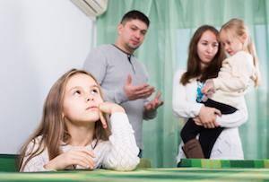Telling Your Children About A Divorce Decision